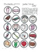 Identify things good and bad for teeth File Folder Game