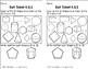 Identifying 2D and 3D Shapes Math Tasks and Exit Tickets