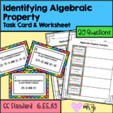 Identifying Algebraic Properties