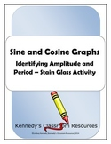 Identifying Amplitude and Period of Sine and Cosine Graphs