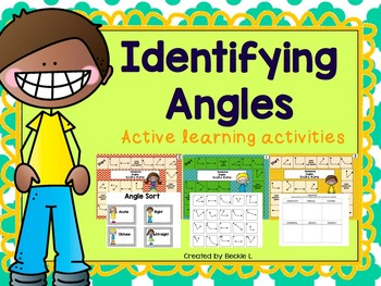 Angles Activities