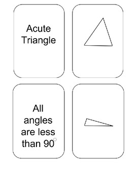 Identifying Angles and Triangles