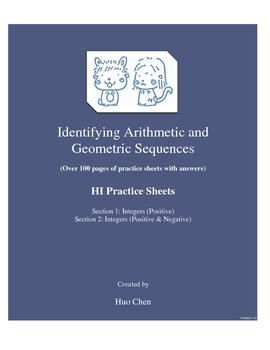 Identifying Arithmetic and Geometric Sequences