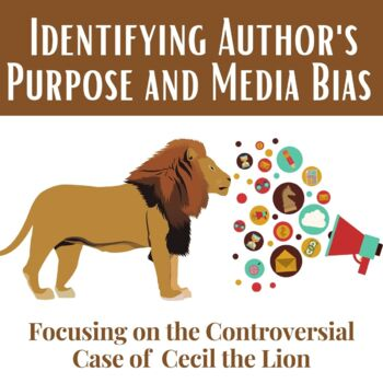 Identifying Author's Purpose and Bias Using the coverage o