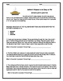 Identifying Author's Purpose Printable