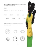 Identifying Balls Assessment