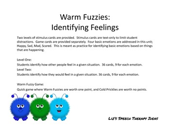 Identifying Basic Emotions