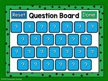 Identifying Beginning Sounds - Bingo Game 4