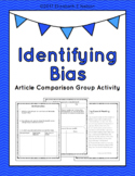 Identifying Bias: Article Comparison Group Activity