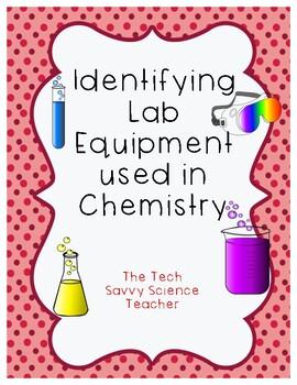 Identifying Chemistry Lab Equipment Activity