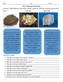 Identifying & Classification of Rocks
