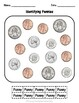 Identifying Coins File Folder Activities