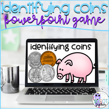 Money: Identifying Coins Powerpoint Game