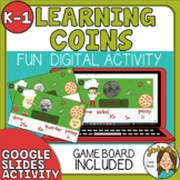 Identifying Coins & Their Values Digital Resource Google S
