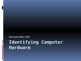 Identifying Computer Hardware