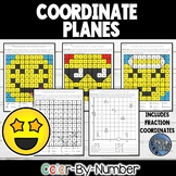 Identifying Coordinates Color by Number