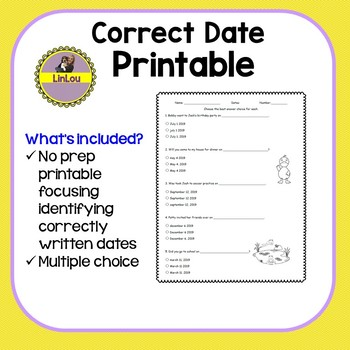 graphic regarding Printable Dates referred to as Figuring out Suitable Dates Printable