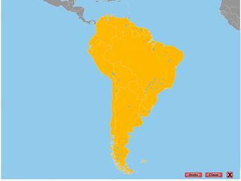 Map Skills: Identifying Countries, Oceans & Lakes - Explore - MAC Gr. PK-2