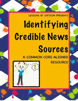 Identifying Credible News Sources
