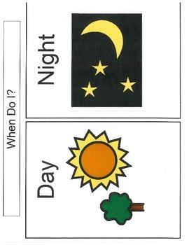 Identifying Day / Night Activites