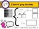 Identifying Decimal Models Interactive Google Task Cards