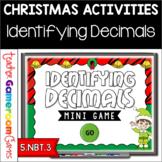 Identifying Decimals Mini Game