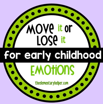 Identifying Emotion Brain Breaks for Early Childhood