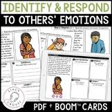 Identifying Emotion Responding in Social Situations Pragma