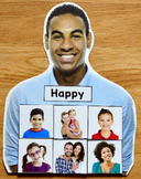 Identifying Emotions Activities:  Sorting Emotions With Real Photos