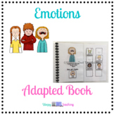Identifying Emotions Adapted Book