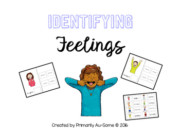 Identifying Emotions (An Adapted Book)