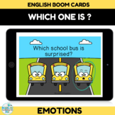 Identifying Emotions Boom Cards
