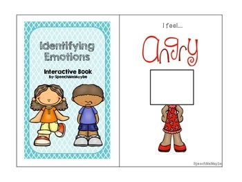 Identifying Emotions: Interactive Book