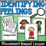 Identifying Emotions Lesson Plan and Activities