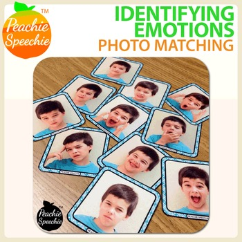 Identifying Emotions - Photo Matching