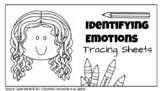 Identifying Emotions Tracing Sheets
