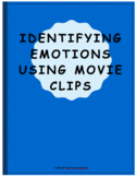 Identifying Emotions Using Children's Movie Clips