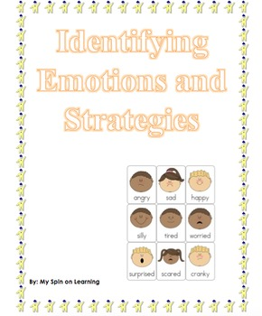 Identifying Emotions and Strategies