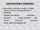 Identifying Expository vs Persuasive Writing - PowerPoint