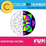 Identifying Factors Color by Number