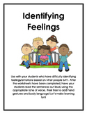 Identifying Feelings