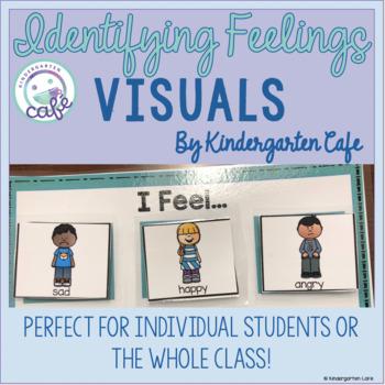 Identifying Feelings Cards