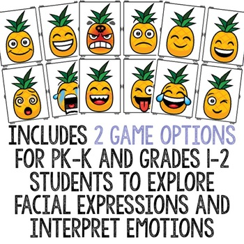 Identifying Feelings Classroom Guidance Lesson Early Elementary Counseling