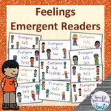 Identifying Feelings and Emotions Emergent Readers