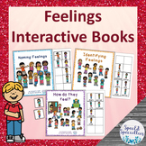 Identifying Feelings and Emotions Interactive Books