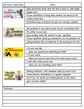Identifying Fix-Up Strategies for Reading
