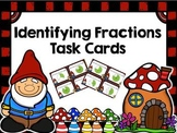 Identifying Fraction Task Cards