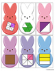 Easter Identifying Fractions Game