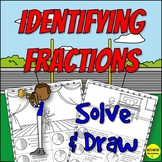 Identifying Fractions Color by Answer