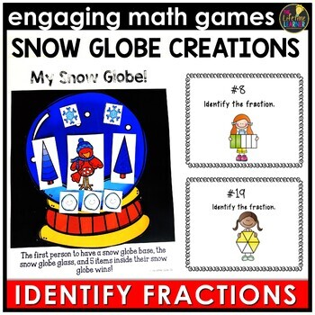 Identifying Fractions Given Pictures